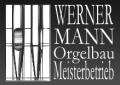 Logo Werner Mann  Orgelbau