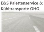 Logo E&S Palettenservice und Kühltransporte OHG