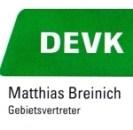 Logo DEVK-Gebietsvertreter Matthias Breinich