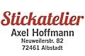 Logo Stickatelier Axel Hoffmann