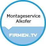 Logo Montageservice Alkofer