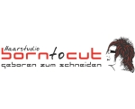 Logo Haarstudio born to cut