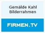 Logo Gemälde Kahl Bilderrahmen