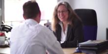 Kerstin Zilker Regionalvertretung der AXA Versicherung