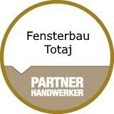 Logo Fensterbau Totaj