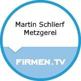 Logo Martin Schlierf Metzgerei