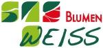 Logo Blumen Weiss