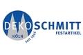 Logo Deko Festartikel Schmitt OHG