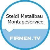 Logo Steidl Metallbau - Montageservice