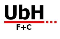 Logo UbH Unternehmensberatungs GmbH