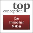 Logo top conception Die Immobilien Makler