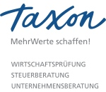 Logo TAXON GmbH Wirtschaftsprüfungsgesellschaft Steuerberatungsgesellschaft
