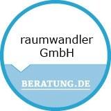 Logo raumwandler GmbH