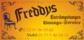 Logo Freddys Entrümpelung-  Umzugs-Service