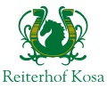 Logo Reiterhof  K. Kosa