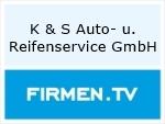 Logo K & S Auto- u. Reifenservice GmbH