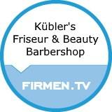 Logo Kübler's Friseur & Beauty Barbershop