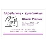 Logo CAD + Konstruktion Claudia Paintner