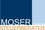 Logo Moser PartGmbB  Steuerberatungsgesellschaft