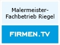 Logo Malermeister-Fachbetrieb Riegel