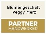 Logo Blumengeschäft Peggy Merz