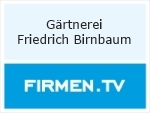 Logo Gärtnerei Birnbaum