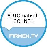 """Logo AUTOmatisch SÖHNEL  """"Kfz-Meisterbetrieb"""""""