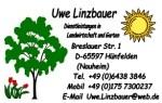 Logo Uwe Linzbauer  Dienstleistungen in Landwirtschaft u. Garten