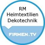 Logo RM Heimtextilien Dekotechnik