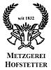 Logo Metzgerei Hofstetter Martin