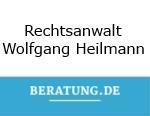 Logo Rechtsanwalt Wolfgang Heilmann