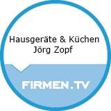 Logo Hausgeräte & Küchen Jörg Zopf  Service & Verkauf