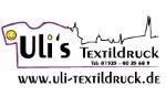 Logo Uli's Textil- & Werbedruck