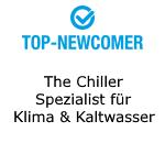 Logo The Chiller - Spezialist für Klima & Kaltwasser