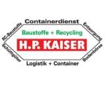 Logo H.P. Kaiser GmbH  Erdbau Abbruch und Transporte