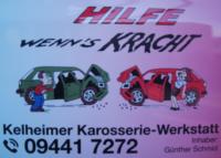 Logo Kelheimer Karosserie - Werkstatt