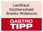 Logo Landhaus Süchterscheid  Inh. Branko Mrdenovic