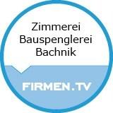 Logo Zimmerei - Bauspenglerei Bachnik