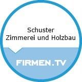 Logo Schuster Zimmerei und Holzbau
