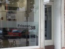 Friseur 38