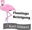Logo Flamingo Reinigung Karl Göppel