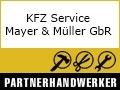 Logo KFZ-SERVICE Mayer & Müller GbR