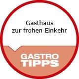 Logo Gasthaus zur frohen Einkehr