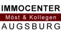 Logo Immocenter Augsburg  Möst & Kollegen