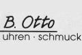 Logo B.Otto Uhren & Schmuck  Betreiber W. Otto