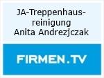 Logo JA-Treppenhausreinigung  Anita Andrezjczak