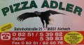 Logo Pizza Adler