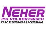 Logo Karosseriebau Lackierung Neher