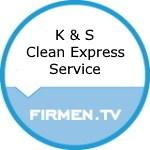 Logo K & S Clean Express Service