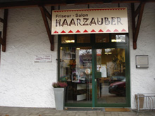 Friseur Salon Haarzauber